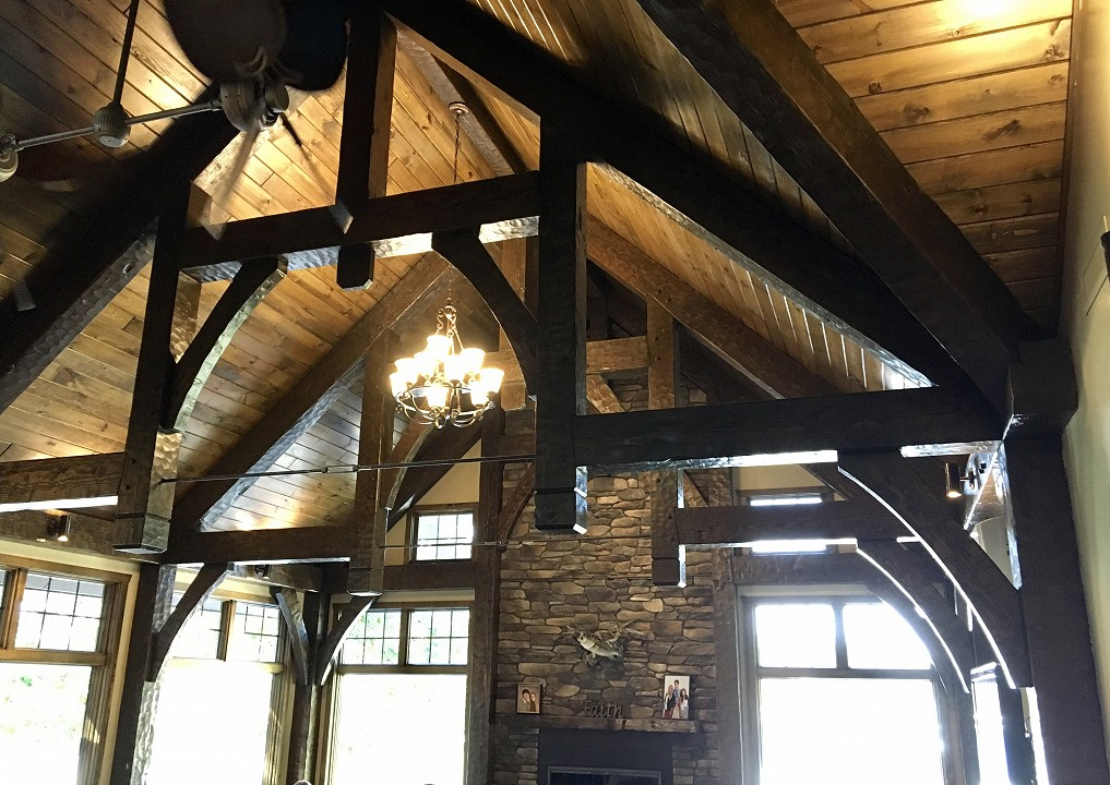 Panther Creek Timber Frames Gallery